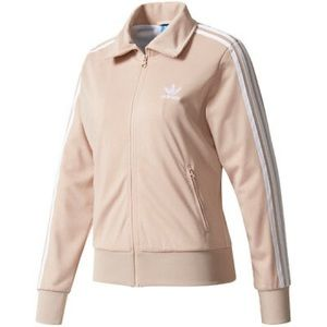 Adidas There's No Stopping Us Nude Track Jacket